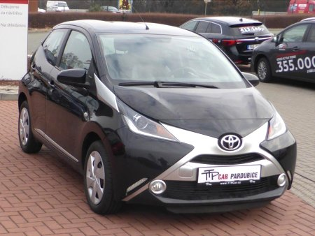 Toyota Aygo, 2014