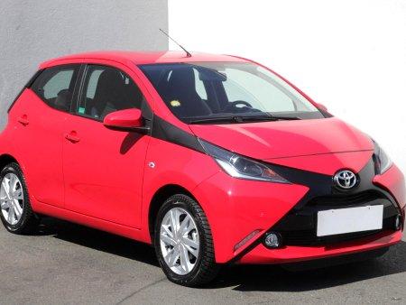 Toyota Aygo, 2016