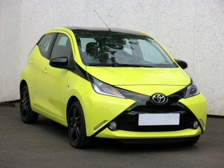 Toyota Aygo, 2017