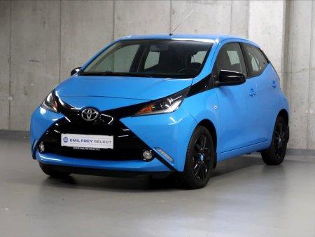 Toyota Aygo, 2015