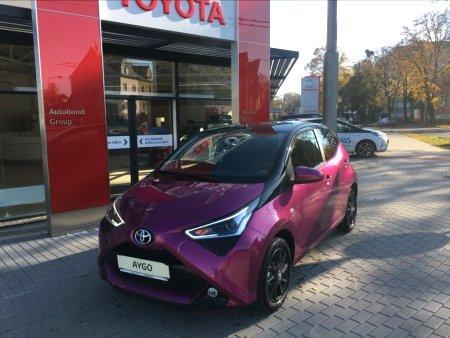 Toyota Aygo, 2018