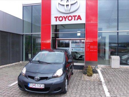 Toyota Aygo, 2011