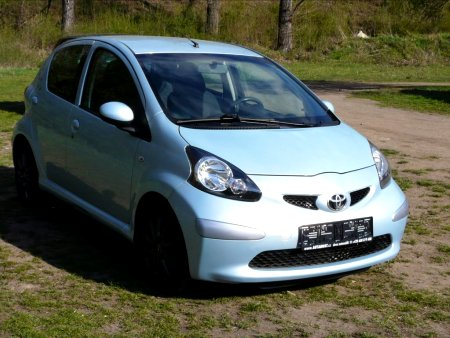 Toyota Aygo, 2006