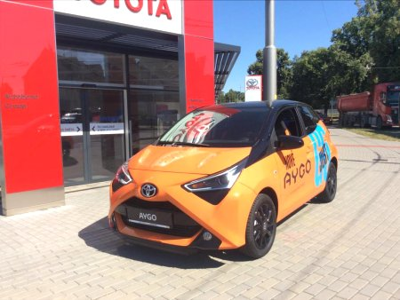 Toyota Aygo, 2019