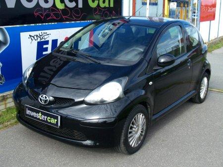 Toyota Aygo, 2007