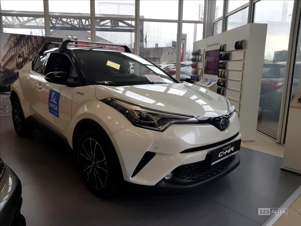 Toyota C-HR, 2018 - celkový pohled