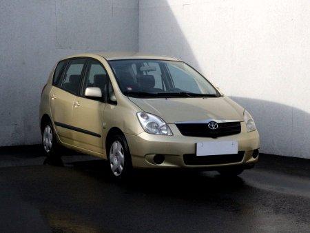 Toyota Corolla Verso, 2003