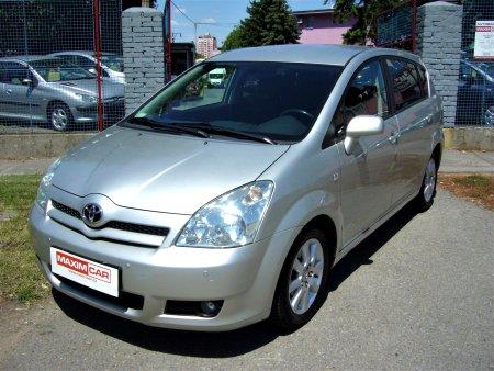 Toyota Corolla Verso, 0
