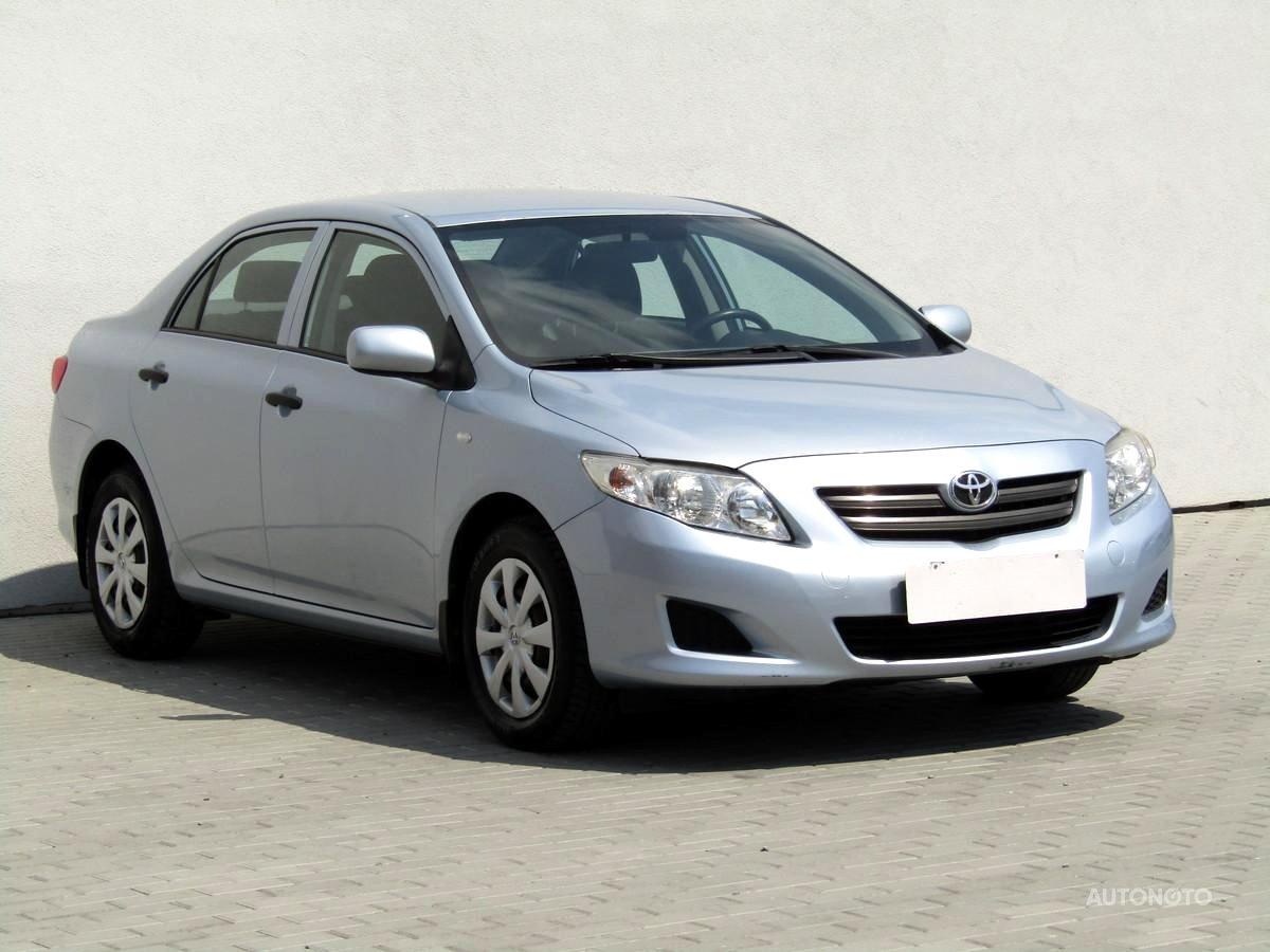 Toyota Corolla, 2011 - celkový pohled