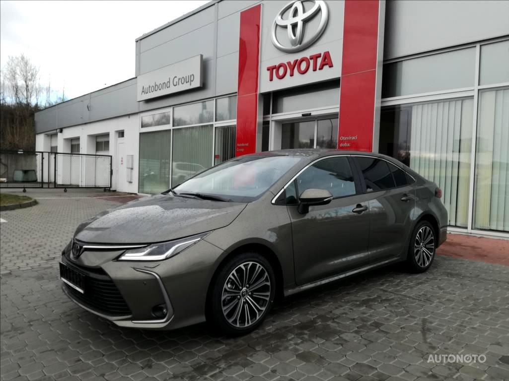 Toyota Corolla, 2019 - celkový pohled