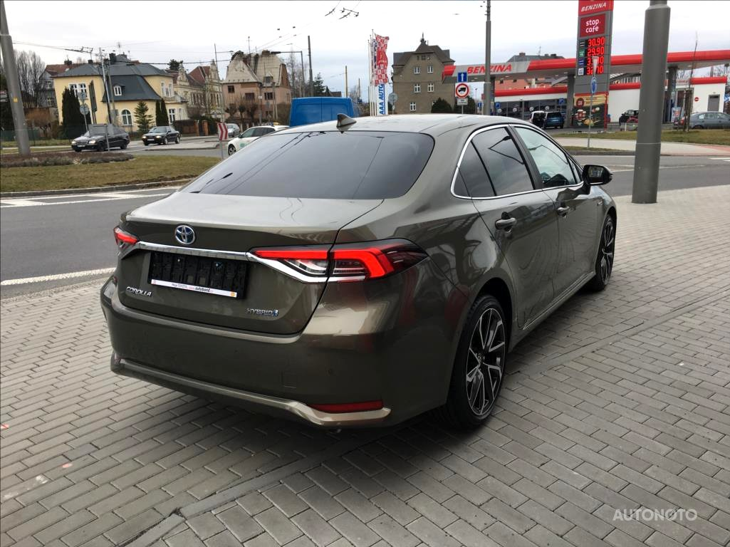 Toyota Corolla, 2019 - pohled č. 2