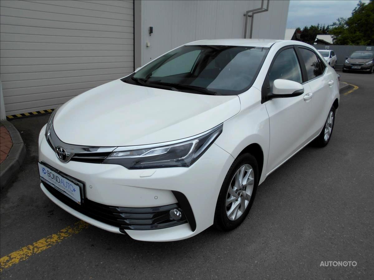 Toyota Corolla, 2018 - celkový pohled