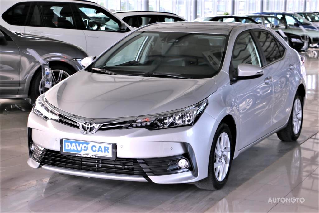 Toyota Corolla, 2017 - celkový pohled