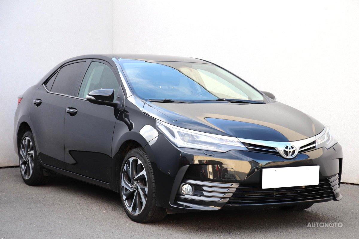 Toyota Corolla, 2016 - celkový pohled