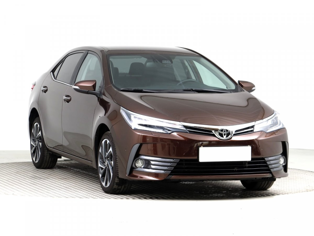 Toyota Corolla, 2019 - pohled č. 1