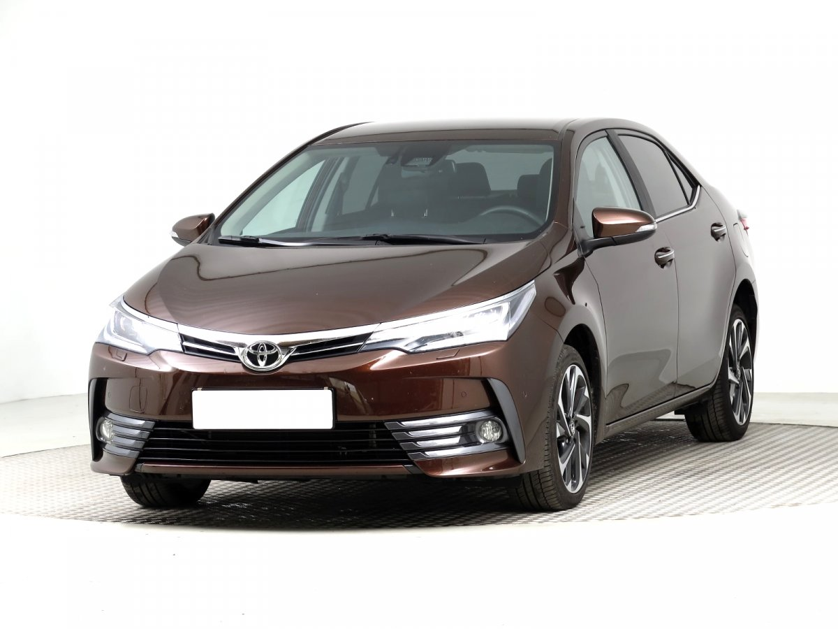 Toyota Corolla, 2019 - pohled č. 3