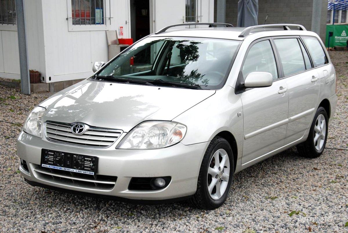 Toyota Corolla, 2005 - celkový pohled