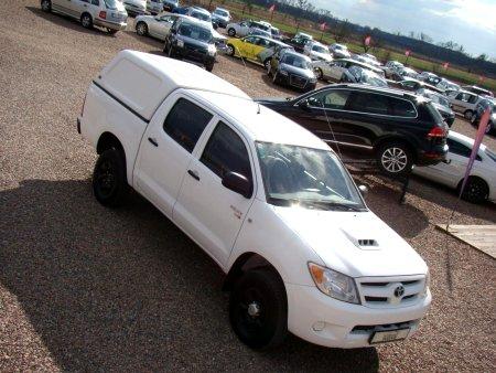 Toyota Hilux, 2008