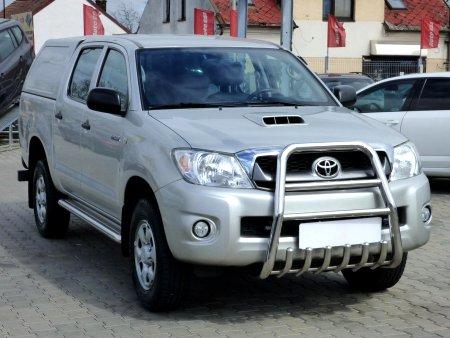 Toyota Hilux, 2010