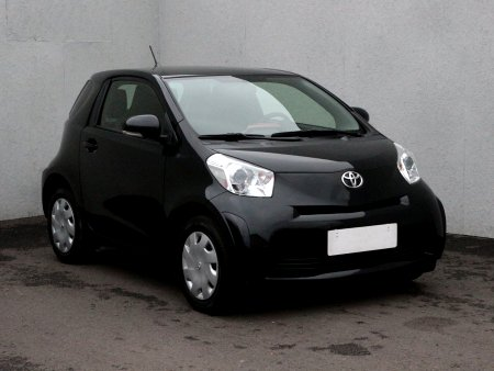 Toyota IQ, 2012