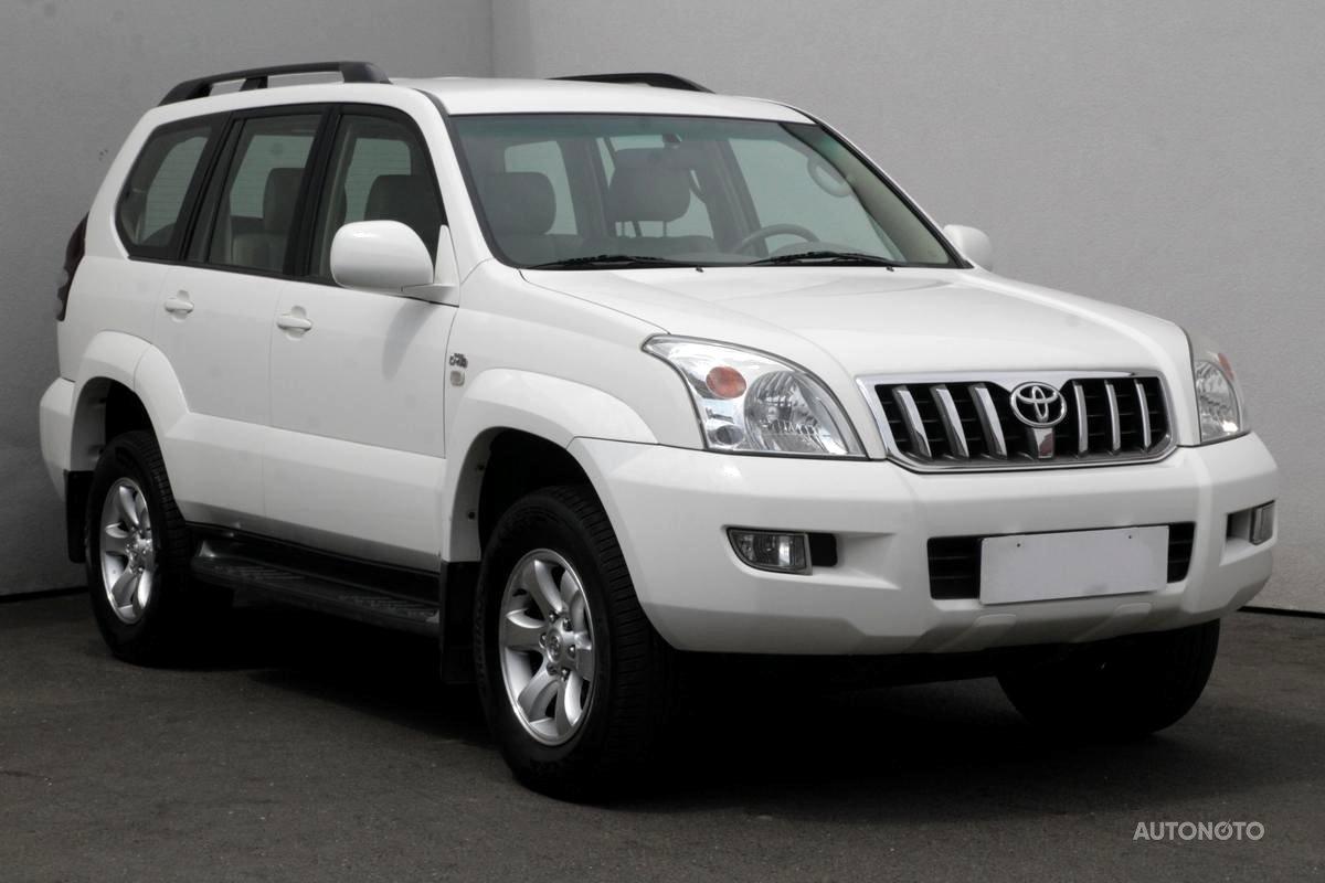 Toyota Land Cruiser, 2007 - celkový pohled