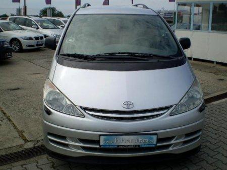 Toyota Previa, 2000