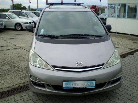 Toyota Previa, 2005