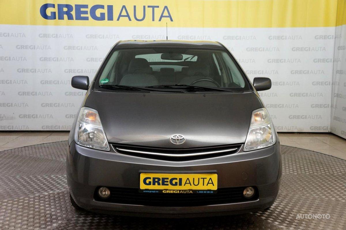 Toyota Prius, 2009 - celkový pohled