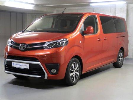 Toyota ProAce, 2019