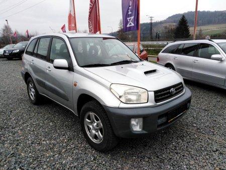 Toyota RAV 4, 2003