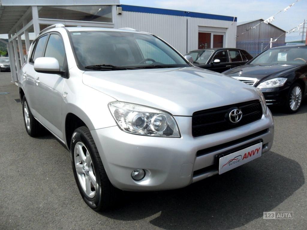 Toyota RAV4, 2009 - celkový pohled
