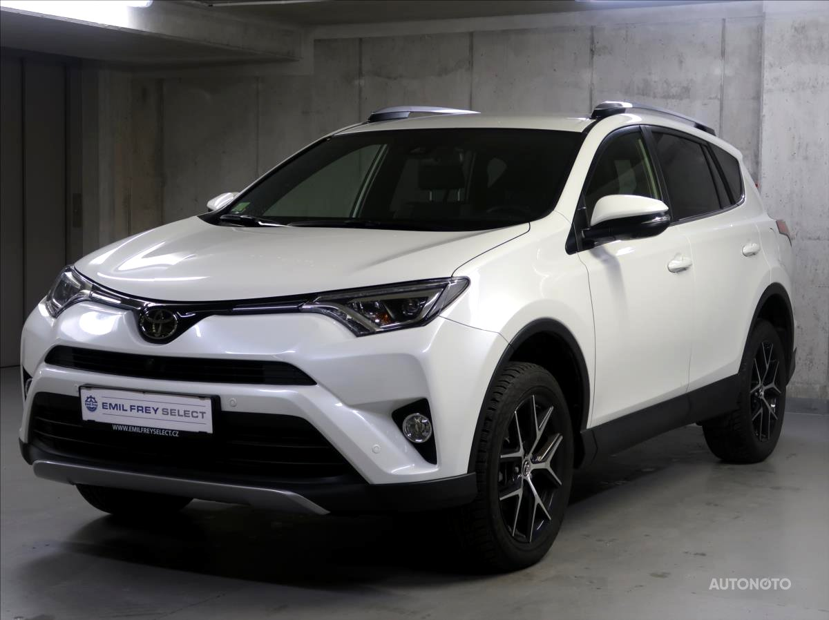 Toyota RAV4, 2018 - celkový pohled