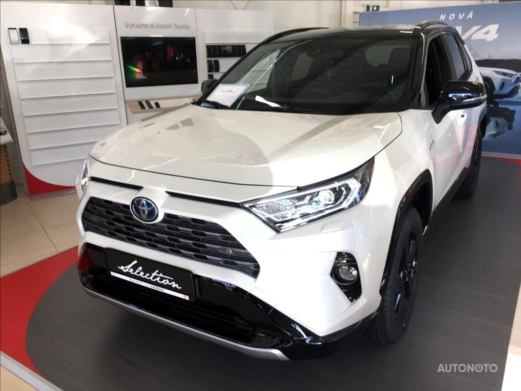 Toyota RAV4, 2019 - celkový pohled