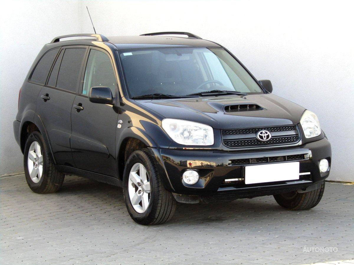 Toyota RAV4, 2005 - celkový pohled