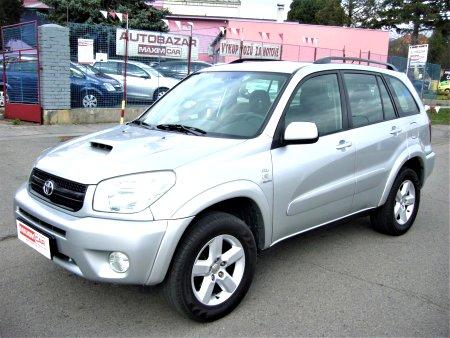 Toyota RAV4, 2005