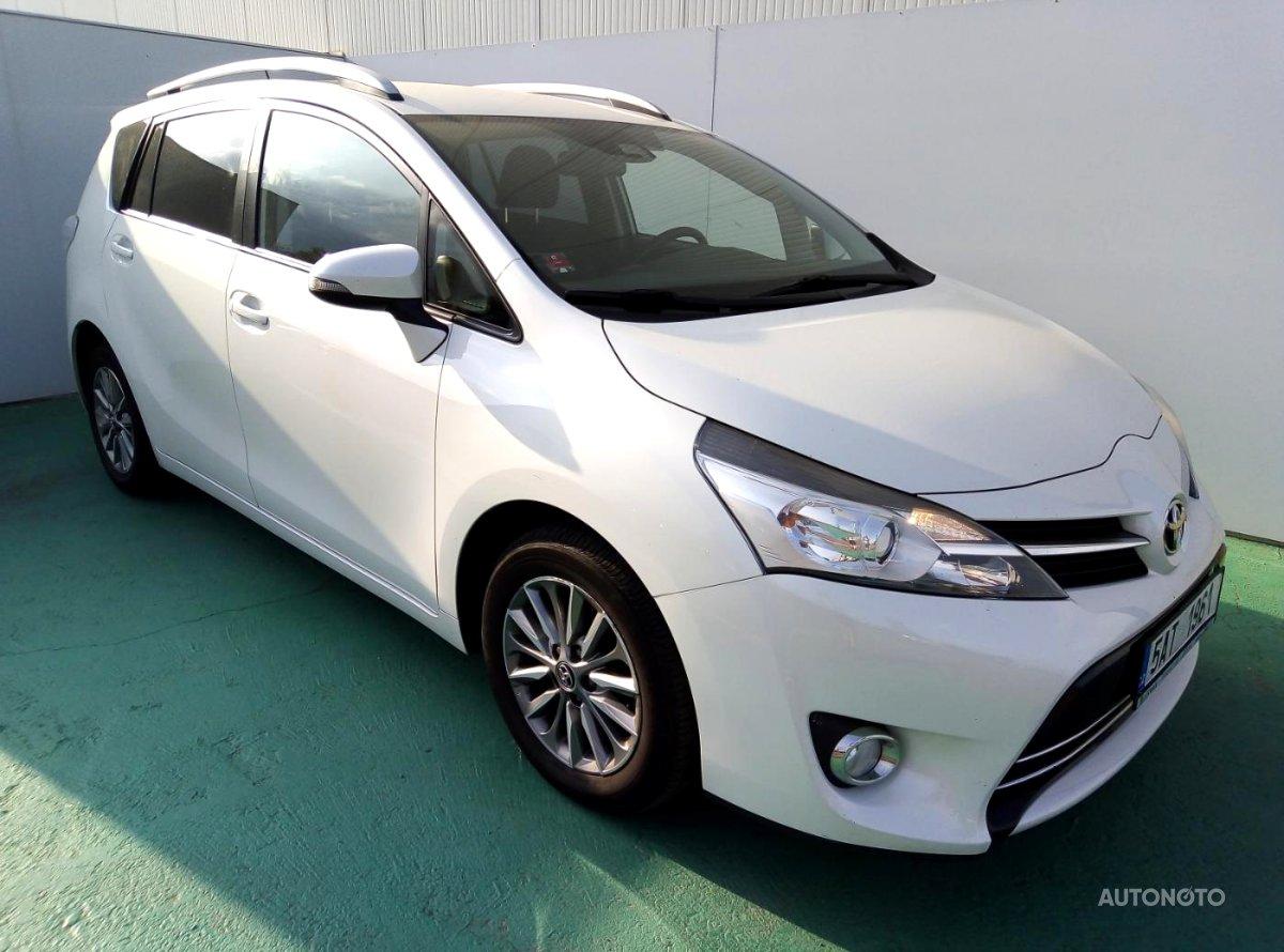 Toyota Verso, 2016 - celkový pohled