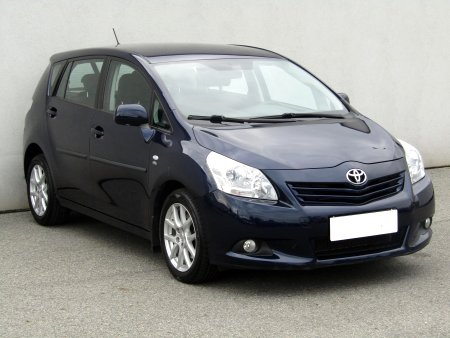 Toyota Verso, 2010