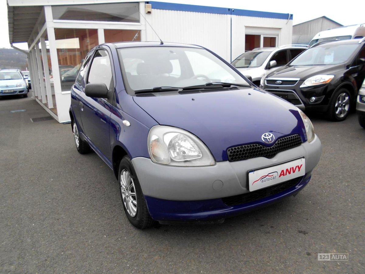 Toyota Yaris, 1999 - celkový pohled
