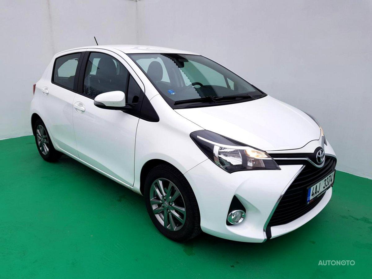 Toyota Yaris, 2014 - celkový pohled