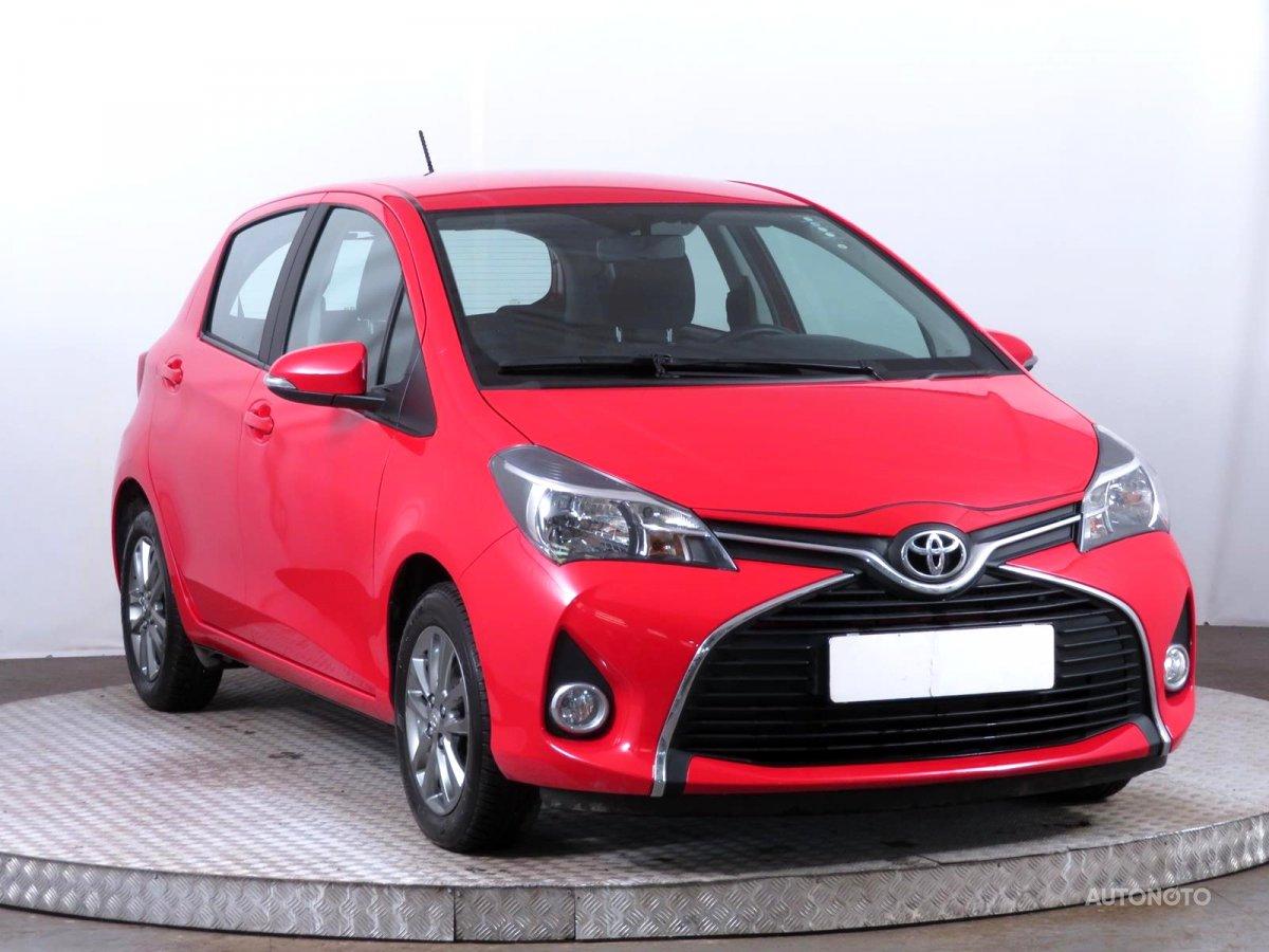 Toyota Yaris, 2015 - celkový pohled