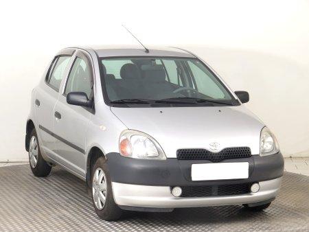 Toyota Yaris, 2003