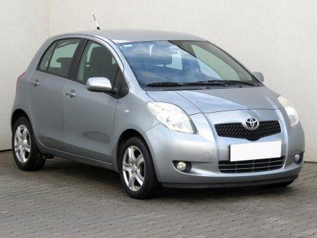Toyota Yaris, 2007