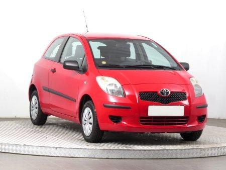 Toyota Yaris, 2008