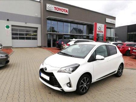 Toyota Yaris, 2018