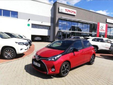 Toyota Yaris, 2016