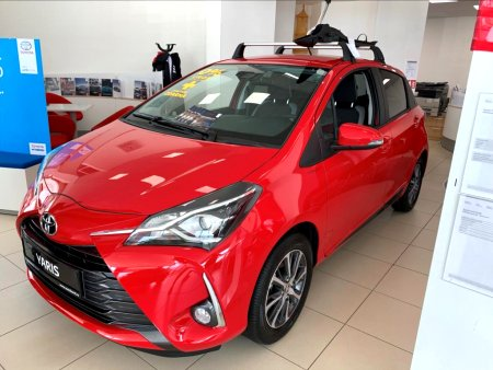 Toyota Yaris, 2019