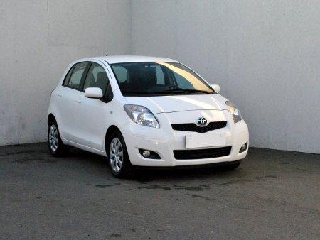 Toyota Yaris, 2010