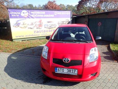 Toyota Yaris, 2009