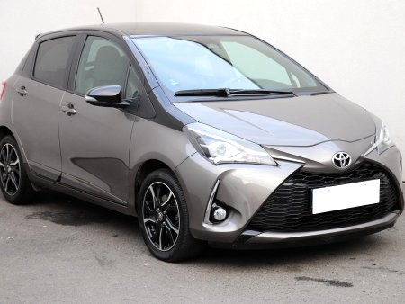 Toyota Yaris, 2017