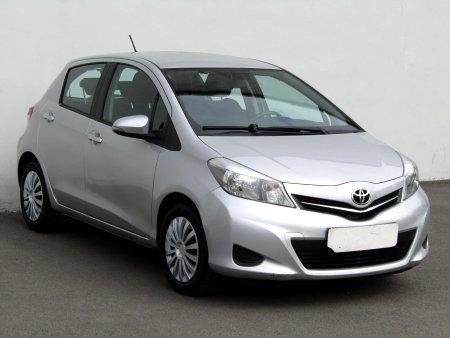 Toyota Yaris, 2012